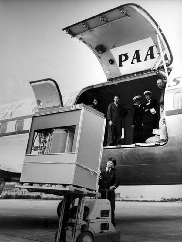 5mb harddrive  in 1956